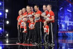 S.D. family act makes it through to next round on �America�s Got Talent�