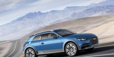 Audi ALLROAD Shooting Brake Concept Crossover (2)