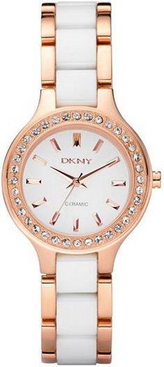 DKNY keraaminen rannekello NY8141