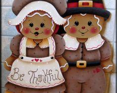Lollipop Ghost Painting E-Pattern por GingerbreadCuties en Etsy
