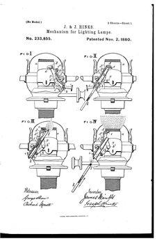 Patent US233855 - hinks