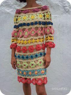 Örgü Elbise Modelleri 88 - Mimuu.com