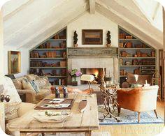 bookshelves // Tove mix