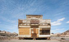 Kahdeksan amerikkalaista aavekaupunkia, Rhyolite, Nevada