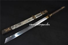 Kangxi Dadao Qing Swords Wushu Swords Kangxi Saber x2