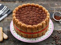 Tort tiramisu cu ciocolata (CC Eng Sub) Chocolate Tiramisu, Tiramisu Cake, Chocolate Cake, Sweets Recipes, Cake Recipes, Cooking Recipes, Pumpkin Dessert, Pumpkin Cheesecake, Delicious Desserts
