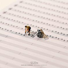 Encore plus de nouveaux Dioramas de Tatsuya Tanaka (1)