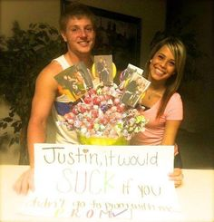 The 25 Best Prom Proposals of All Time – Pleated-Jeans.com