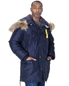 parajumpers portland masterpiece jacket navy