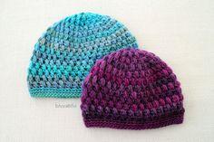 Unforgettable Puff Hat **different stitch, worth a try**
