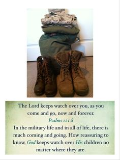 Prayer for our  Marine.