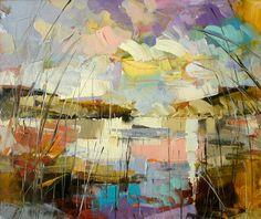 Lyubomir Kolarov 1959 - Bulgarian Abstract painter   TuttArt@   Pittura * Scultura * Poesia * Musica  