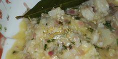Rižoto sa belom ribom u umaku od limuna