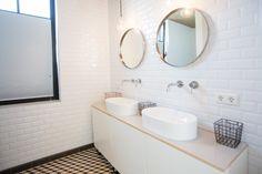 Nieuwbouw woning Strijp R door Broeren Das bouwbedrijf. Bathroom