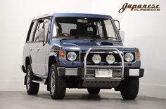 Japanese Classics | 1989 Mitsubishi Pajero