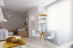 Квартира в стиле икеа  Власова Мария г. Москва
