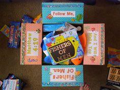 Missionary Box Moms : Fishers of Men Box