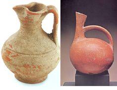 Sardinia - Nuragic Pottery (?)