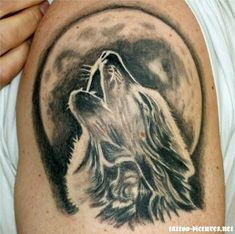 For women especially who do not want the wolf tattoo ideas, the usual fierce look of a wolf tattoo, the tribal version is a good choice. Description from pinterest.com. I searched for this on bing.com/images
