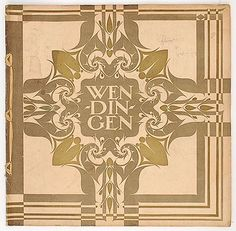 Found on www.botterweg.com - WENDINGEN - Number 6 en 7 of the 9th series 1928 dedicated to Beeldhouwkunst authors H.C.Verkruysen L.Bolle Dutch text