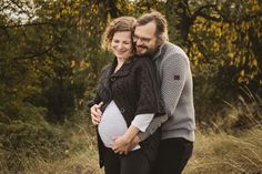 Kateřina & Petr - maternity photo