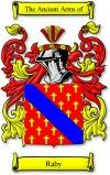 Raby Coat of Arms