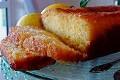 Greek Desserts, Greek Recipes, How To Make Cake, Food To Make, Lemon Syrup, Beer Bread, Sweet Pie, Coffee Cake, Sweet Tooth