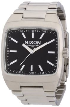 Men's Wrist Watches - Nixon A2441000 Mens The Manual Update II Black Watch -- Want to know more, click on the image. (This is an Amazon affiliate link)
