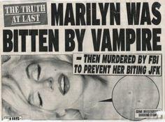 marilyn monroe tabloid