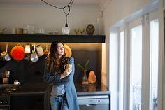 Kitchen of the Week: Blackened Steel, Bohemian Style: Remodelista
