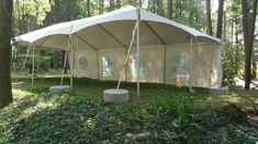 An example of tents with weights and sidewall Outdoor Wedding Decorations, Tents, Weights, Outdoor Gear, Gazebo, Arts And Crafts, Cottage, Outdoor Structures, Teepees