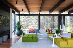 Interior design is now the topic of television shows. It has also become the subject of radio shows. An organic interior design in a row house can pro. Sunken Living Room, Living Room Modern, Living Room Designs, Living Spaces, Australian Interior Design, Interior Design Awards, Australian Homes, Modern Interior, Sala Vintage