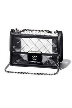 It is with deep sadness that the House of CHANEL announces the passing of Karl Lagerfeld, the Creative Director for the CHANEL Fashion House since Prada Bag, Chanel Handbags, Chanel Fashion, Fashion Bags, Luxury Fashion, Chanel Bags 2017, Karl Lagerfeld, Street Style Outfits, Women's Crossbody Purse