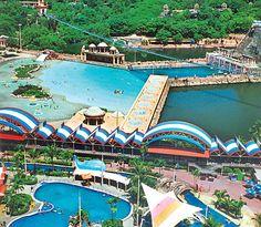 Sunway Lagoon Theme Park, Kuala Lumpur, Malaysia