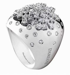 luxury jewelry | Luxury Jewelry: Damiani offers the collection Paradise | The Luxury