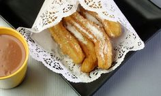 Receta de churros | Cantabria | Spain
