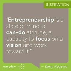 Day 14: This week, I begin my life as a budding entrepreneur [photo post]…