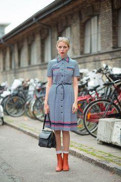 Copenhagen Street Style Week 1 - Diego Zuko Captures Copenhagen Street Style