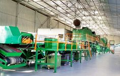 The municipal solid waste sorting machine is able to reduce the amount of the waste and turn these waste into treasure, especially the municipal solid waste. Garbage Recycling, Solid Waste, Organic Matter, Sorting, Metals, Purpose, Design