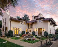 Mission Revival home gets stunning historic preservation in California