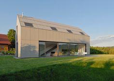 panels  House O by Spela Jerin, via Behance