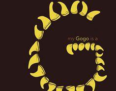 "Check out new work on my @Behance portfolio: ""Gogo"" http://be.net/gallery/40103053/Gogo"