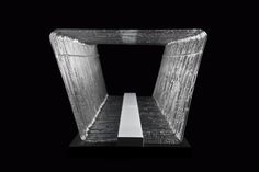 Waterbench: sitting on water (storage) 3
