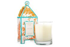 S/2 Pagoda Candles, L'Orangerie on OneKingsLane.com.  Lovely gift for the ladies to enjoy & remember a special evening.