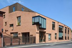 The Keyes Building, Kings School, Worcester - Best Public and Education