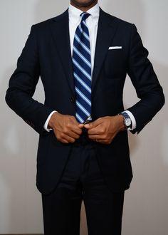 Happy Preppy (acutestyle:   03.28.16  Suit c/o Knot Standard)