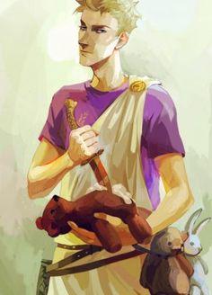 Octavian – Rick Riordan