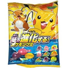 Lotte Pokemon Gummy