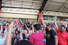 Por: Víctor Torres Montalvo / Twitter: @motinsitepegas    Foto: Yolymar De Jesús Pérez/Pulso Estudiantil    El estudiantado del Recinto de Humacao decidió hoy acabar con la huelga en el Sistema de la Universidad de Puerto Rico (UPR), tras debatir