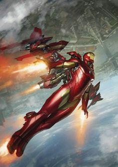 Invencible Iron Man